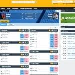 Betfair har et gigantisk udvalg af tennis odds