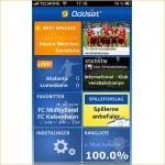 Oddset iPhone