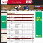 Amerikansk fodbold / NFL er naturligvis også på programmet hos FlashScore.dk