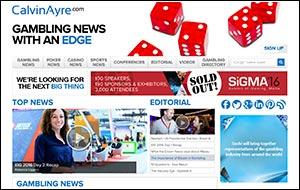 CalvinAyre.com - Nyheder fra spillebranchen