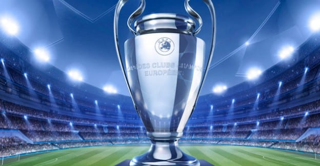 Unibet giver dig en lækker Champions League-bonus