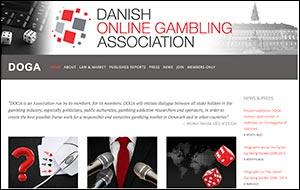 DOGA - sammenslutningen af danske spiludbydere