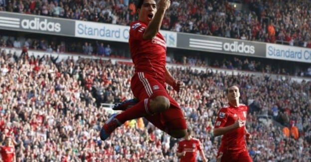 Spilforslag til Liverpool - Chelsea