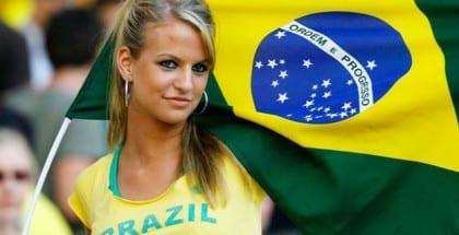 Åbningskamp ved VM i fodbold. Få pengene tilbage hvis Brasilien vinder.