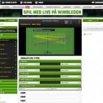 Gratis live streaming af Wimbledon hos Unibet