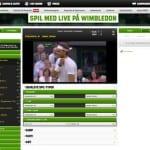 Se Wimbledon gratis med Unibet