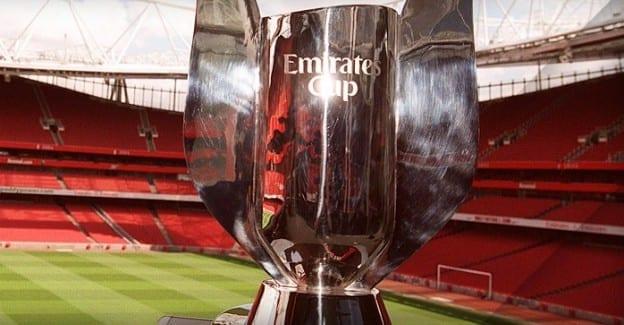 Spilforslag til Emirates Cup: Arsenal - Monaco
