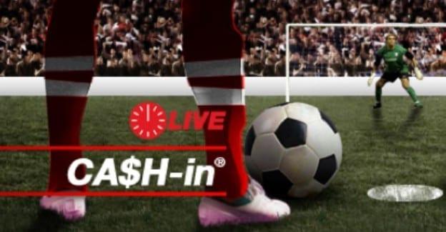 Spil live med Unibets cash-in funktion