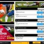 I Betfairs nye sportsbook kan man spille på de specielle Ja/Nej-væddemål