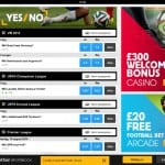 Betfair Sportsbook freebet - brug dit freebet til f.eks. live betting