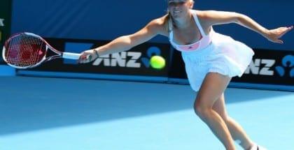 Caroline Wozniacki er andenfavorit efter Serena Williams i US Open