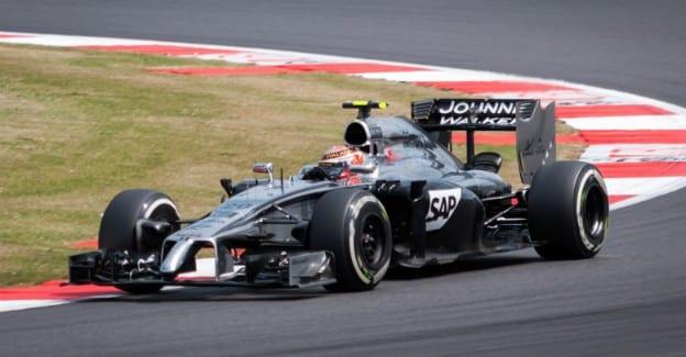 Få cashback på Formel 1 i denne weekend
