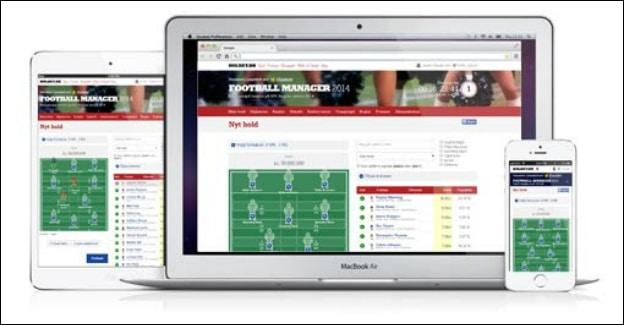 Spil NFL Football Manager på mobilen