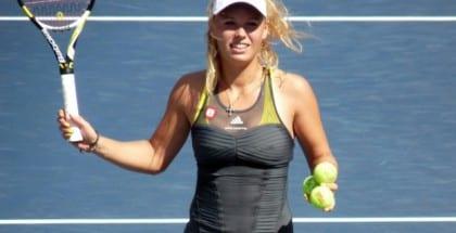 Se Wozniacki-Ivanovic gratis hos Unibet