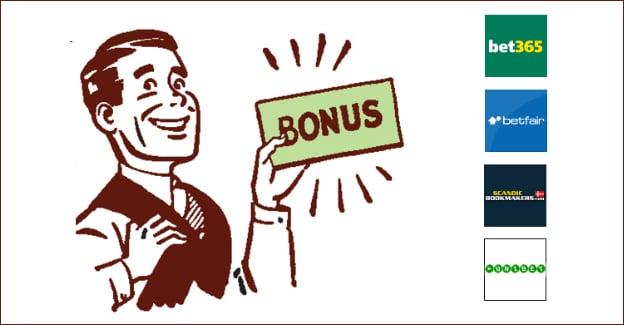 Få et overblik over dagens bedste tilbud og bonusser