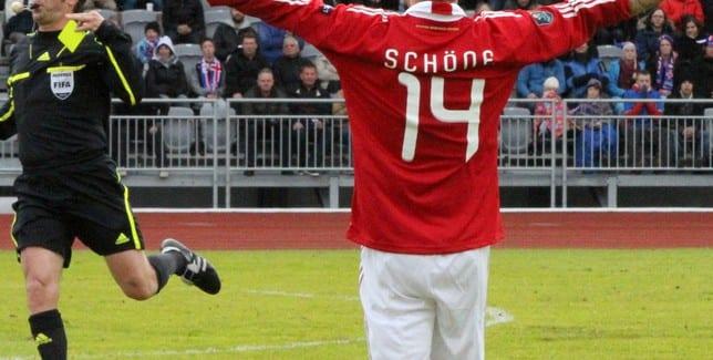 Få Second Chance på Albanien-Danmark: Få op til 500 kr. retur hvis Danmark ikke vinder