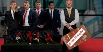 Vind drømmetur til Manchester United-Liverpool