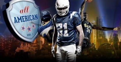 Spil på amerikansk sport og vind fede præmier hos Unibet