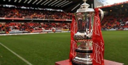 I FA Cuppen mødes West Bromwich og West Ham