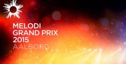Spil på Melodi Grand Prix 2015