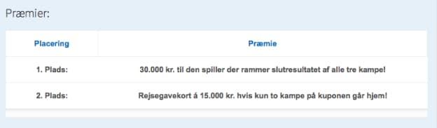 Vind 30.000 kr. i NordicBets Derbyjackpot