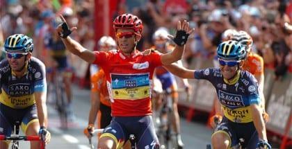 Spil på cykling og vind tur til Vuelta a Espana