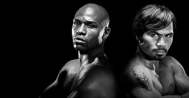 Få cashback på århundredets boksekamp mellem Mayweather og Pacquiao