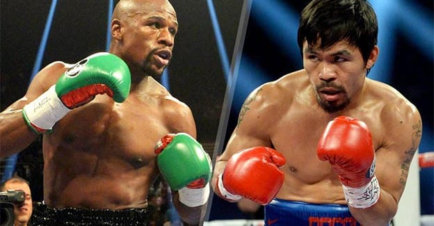 Cashback hvis Mayweather-Pacquiao afgøres på knockout