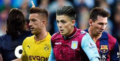 Få odds boost på fire store cup-finaler