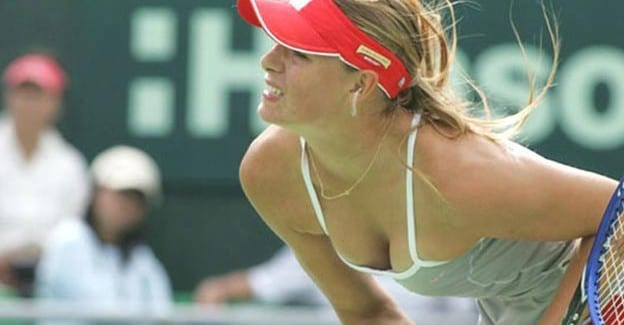 Få cashback på 400 kr. hvis Sharapova genvinder French Open