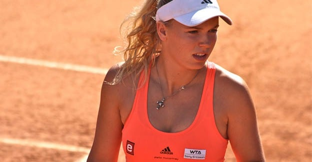 Få cashback på Wozzy når hun møder Görges i anden runde i French Open