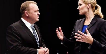 Få odds 6 på Helle Thorning og Lars Løkke