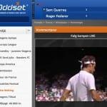 Gratis livetsreaming af Wimbledon på Oddset