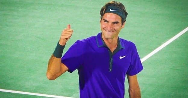 Få cashback hvis Federer vinder US Open i tennis