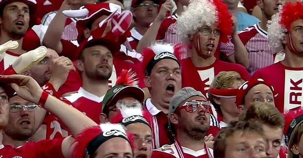 Få boosted odds på Bendtner og Danmark
