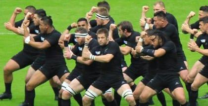 Spilforslag til rugby VM-finalen New Zealand - Australien