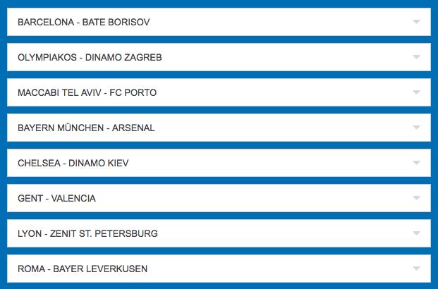 Forudsig Champions League-resultater og vind 40.000 kr. hos NordicBet