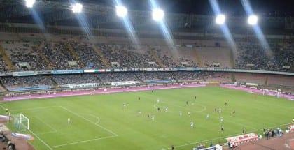 Spil 100 kr. på Napoli-FCM og få 100 kr. freebet til Arsenal-Tottenham