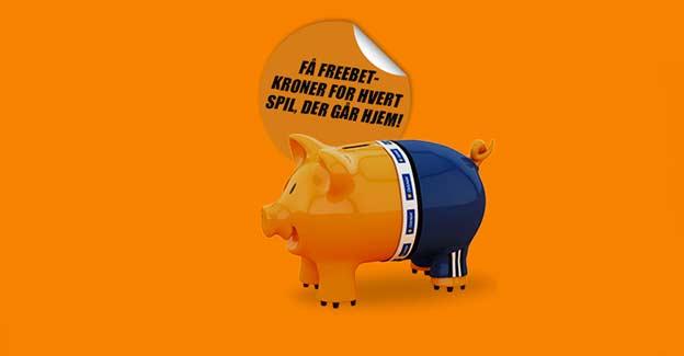 Optjen freebet-kroner i DM i Oddset