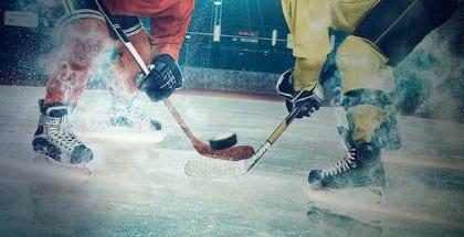 Spil på NHL uden risiko hos Betsafe