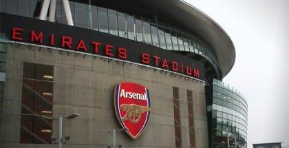 Spil på Super Sunday med bl.a. Arsenal-Tottenham på Emirates Stadium