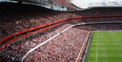 888sport byder på forhøjede odds på Arsenal-Manchester City