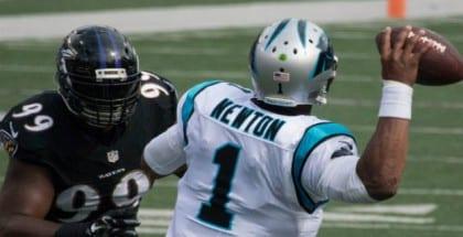 Spil på om Carolina Panthers kan gå ubesejret igennem sæsonen