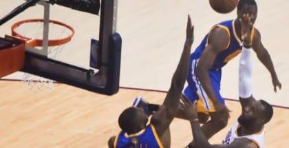 Spil på hvem der først slår Golden State Warriors