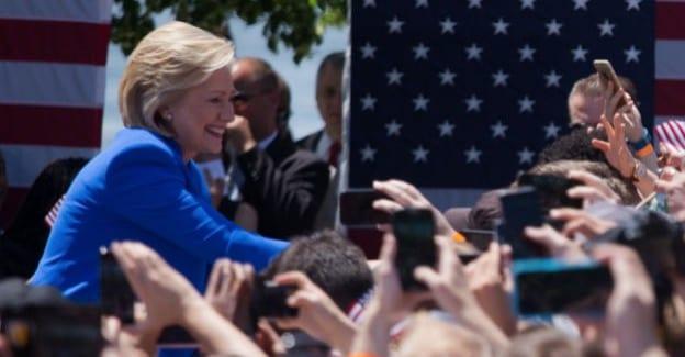 Hillary Clinton er bookmakernes favorit til at blive den næste præsident i USA. Vi er klar med et spilforslag.