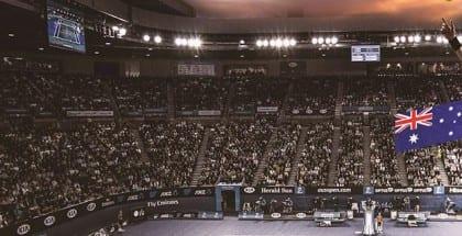 Få 400 kr. i freebets til Australian Open i tennis