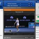 Med gratis Australian Open livestreaming hos Danske Spil / Oddset kan du se alle kampene kvit og frit