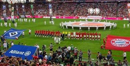 HSV-Bayern München - optakt og spilforslag