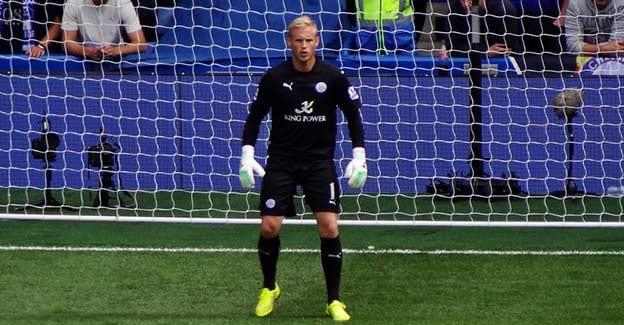 Få risikofrit spil på Kasper Schmeichel og Leicester City imod Liverpool