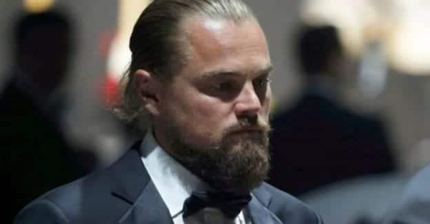 Leonardo DiCaprio er storfavorit til at vinde en Golden Globe